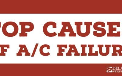 Top Causes Of A/C Failure