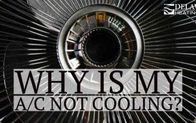 Why is my AC NOT Cooling?
